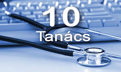10 fontos tanács